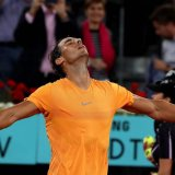 Nadal Breaks McEnroe's Record to Reach Madrid Quarters