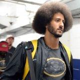 Nike Shares Drop for Colin Kaepernick Ad