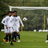 Team Melli at training camp