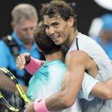 Nadal, Edmund Advance to Quarterfinals