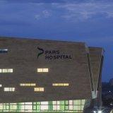 Rasht Pars Hospital on WAF Shortlist
