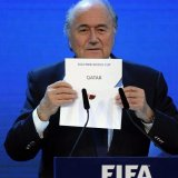 Sepp Blatter, President of the FIFA from 1998 to 2015, announced Qatar as the World Cup host in 2010.