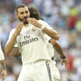 Benzema, Bale Help Real Down AC Milan in Friendly