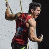 Climber Alipour Wins World Championship