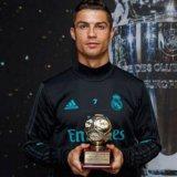 Top Goalscorer Prize for Cristiano Ronaldo