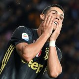 Ronaldo Chases First Goal in Serie A