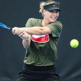 Sharapova in Good Form for Australian Open