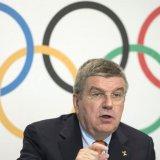 IOC President Will Visit North Korea  After Pyeongchang Winter Olympics