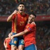 Spain Boosts Spirit Demolishing World Cup Finalist 6-0
