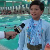 10-Year-Old Swimmer Breaks Record Held by Michael Phelps