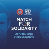 UEFA-UN Charity Match for Solidarity