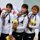 Unified Korea team