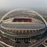 Wembley has staged the FA Cup final since the old stadium opened in 1923.