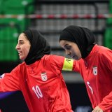 AFC Women's Futsal Championship: Iran Beats China, Advances to Semis