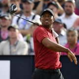 Woods Falls Short in Final Round of 2018 British Open