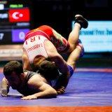 Greco-Roman Team Will Attend Championships in Russia