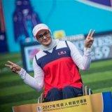 Zahra Nemati Nominated for Sept. Athlete of Month