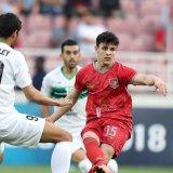Zobahan's Brazilian striker Kiros Stanley scored the only goal for Iranian side.