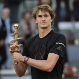 German Zverev Wins Madrid Masters