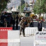 Deadly Blast Hits Afghan Voter Registration Center
