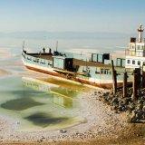Urmia Lake Shrinks Further