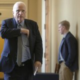 McCain Corners Trump Over Obama Wiretapping Claim