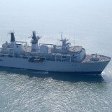 UK Sends Another Warship to North Korean Coast