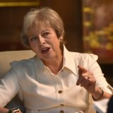 Theresa May 'Irritated' by Leadership Speculation