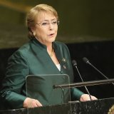 Chile's First Female President to Rise to Human Rights Mission