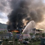 Deadly Blast at Chinese Chemical Plant