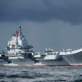 China Navy Drills in Pacific  As Tension With Taiwan Rises