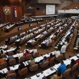 Cuba's National Assembly (File Photo)