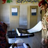 Iraqis Vote in First Post-IS Election