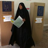 Iraq Holds 1st Nationwide Election Since IS Defeat
