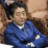 Japan's Abe Sees Approval Rating Jump