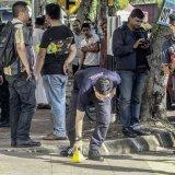 Assassination of Palestinian Academic International Issue