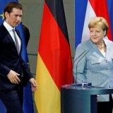 Merkel Backs Austria on Stronger EU Borders