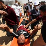 Israeli Gunfire Kills Palestinian as Border Protest Builds to Climax