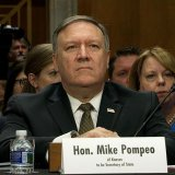 Senate Panel Paves Way for Pompeo  to Become US Secretary of State