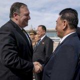 Pompeo Wraps Up Talks in North Korea