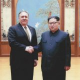 Pompeo in Pyongyang as Diplomatic Push Speeds Up