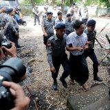 Reuters Myanmar Reporters Jailed for 7 Years