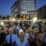 Thousands in Romania Hold Fresh Rallies