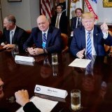 Trump Meets Auto Executives