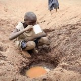 It is feared that by 2050, one in four people will be living in a country affected by severe water shortages.
