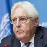 UN Yemen Envoy Arrives in Sanaa as Saudi-UAE Offensive Intensifies