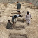 Forty children were killed in the coalition  air raid on Saada province.