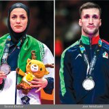 More Silver and Bronze for Iran