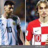World Cup Stars Dominate  FIFA Best Player Award Shortlist