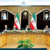 The Economy Council's Monday meeting was presided by First Vice President Es'haq Jahangiri.